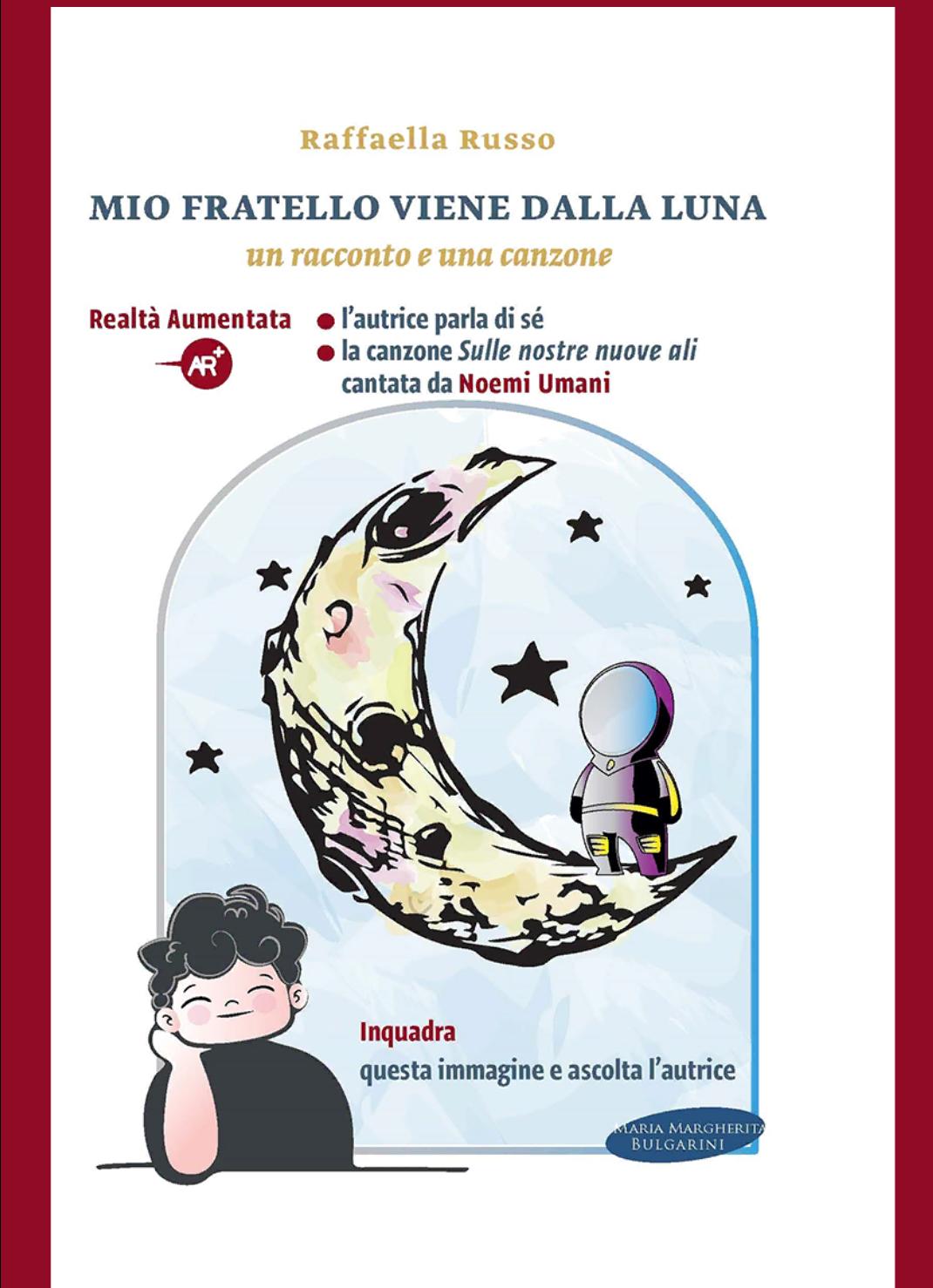 """""""Mio fratello viene dalla luna"""". L'intervista del docente Marco Pellegrino"""